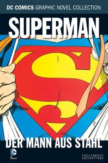 John Byrne: Superman - Der Mann aus Stahl