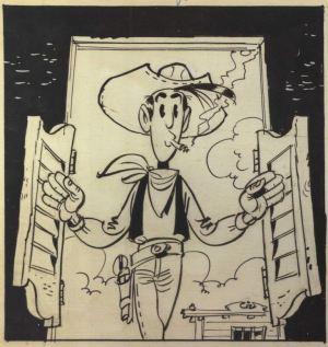 Lucky Luke – F. A. Z. – Klassiker der Comic-Literatur 20