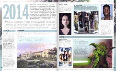 Star Wars: Die offizielle Geschichte