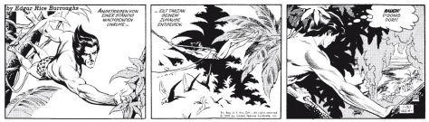 Tarzan: Die kompletten Russ Manning Strips