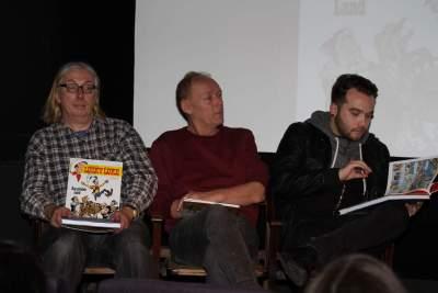 Bilder vom Comic Café vom 19.03.2017