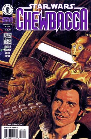 Star Wars Comic-Kollektion # 14: Chewbacca