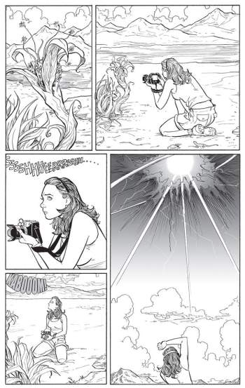 Terry Moore: Echo