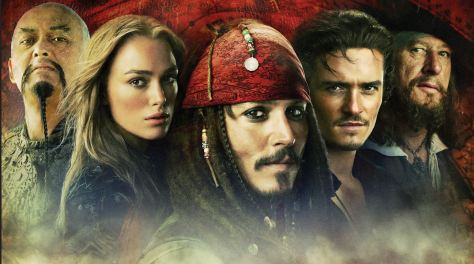 Pirates of the Caribbean 3 – Am Ende der Welt