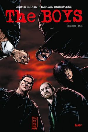 Garth Ennis: The Boys