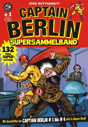 Captain Berlin Supersammelband
