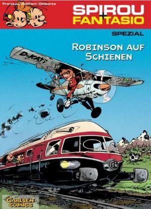 Franquin: Spirou & Fantasio Gesamtausgabe, Band 8: Humoristische Abenteuer