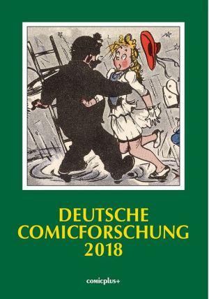 Deutsche Comicforschung 2018