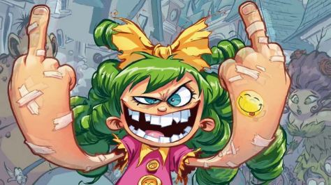 Skottie Young: I hate Fairyland