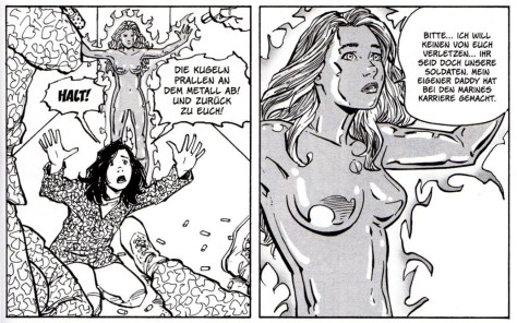 Terry Moore: Echo - Black Hole