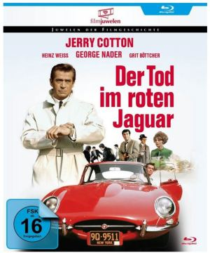 Jerry Cotton: Der Tod im roten Jaguar