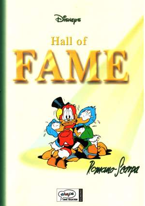 Romano Scarpa - Disneys Hall of Fame # 3