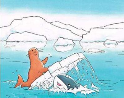 Alfred Neuwald: Stups der kleine Schwertwal