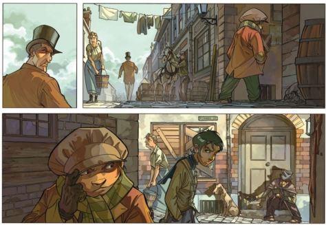 Die Vier von der Baker Street