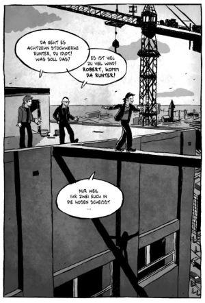 Frank Schmolke: Trabanten