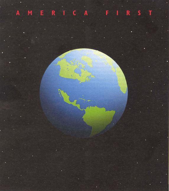 """""""America First"""" Tetsche"""