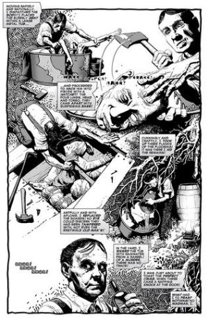 Richard Corben: Edgar Allan Poe - Geschichten des Grauens