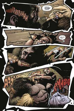 Rob Zombie & Richard Corben: Bigfoot