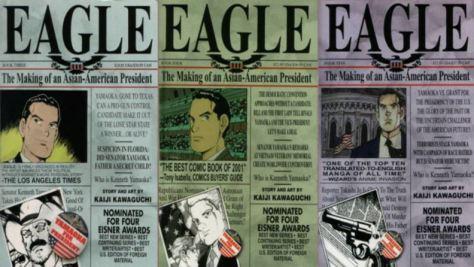 Kaiji Kawaguchi: Eagle