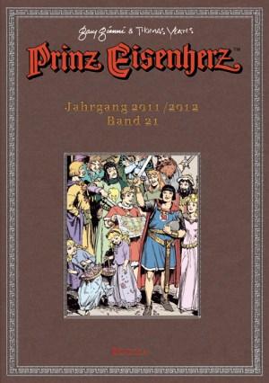Prinz Eisenherz, Jahrgang 2011/2012