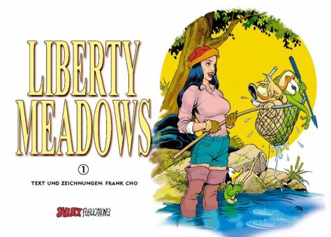 Frank Cho: Liberty Meadows