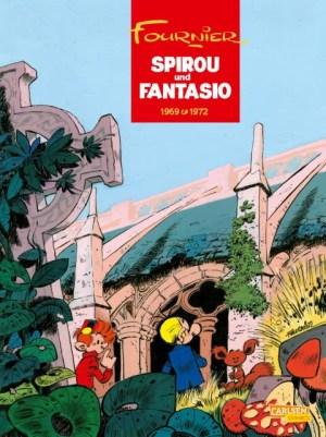 Fournier: Spirou & Fantasio Gesamtausgabe, Band 9