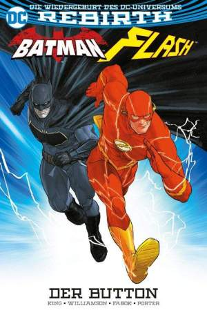 Batman/Flash: Der Button
