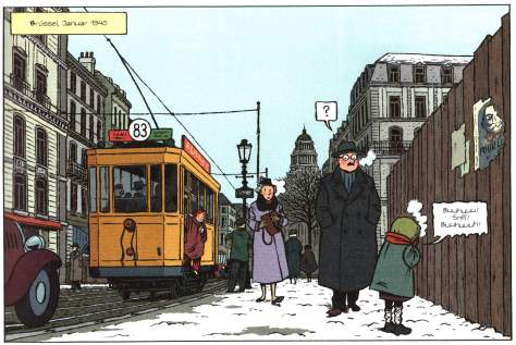 Emilé Bravo: Spirou oder die Hoffnung # 1