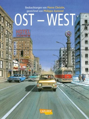 Pierre Christin: Ost-West