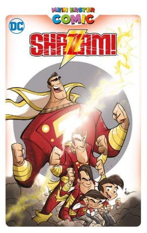 Jeff Smith: Shazam! und die Monster Society