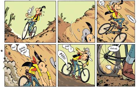 Mawil: Lucky Luke sattelt um
