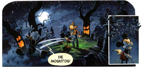 Horrifikland: Schauriger Spuk mit Micky Maus
