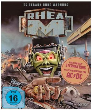 Rhea M … Es begann ohne Warnung