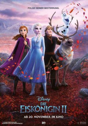 Walt Disney: Die Eiskönigin 2