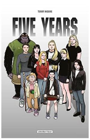 Terry Moore: Strangers in Paradise XXV