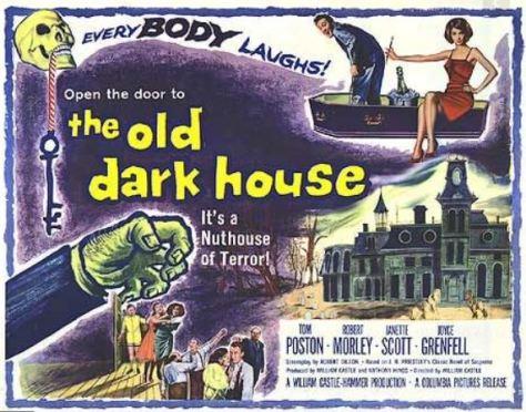 Das alte, finstere Haus