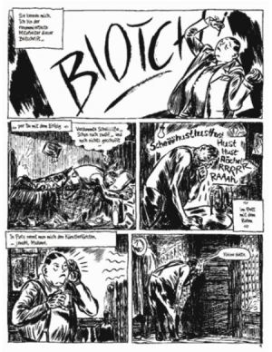 Blotch - Der König von Paris