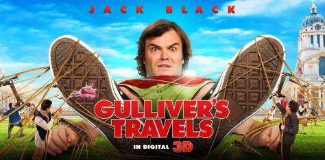 Jack Black: Gullivers Reisen