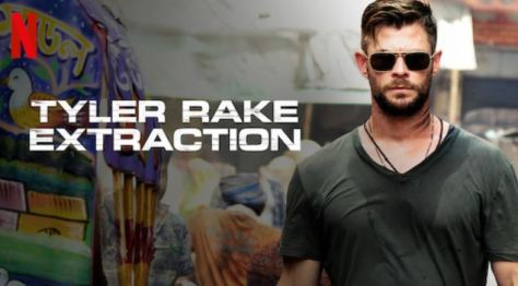 Tyler Rake: Extraction