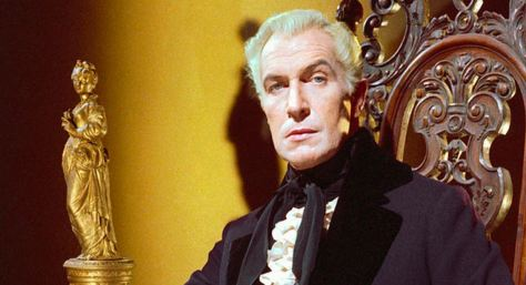 Roger Corman verfilmt Edgar Allan Poe