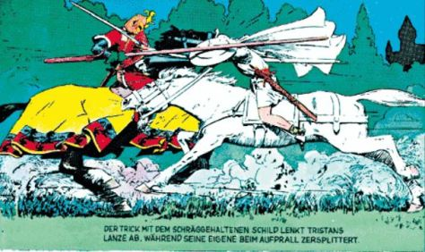 Prinz Eisenherz - F. A. Z. - Klassiker der Comic-Literatur 3