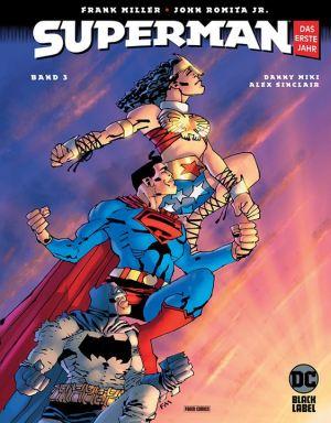 Frank Miller: Superman: Das erste Jahr # 3