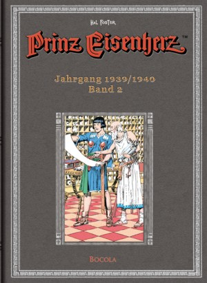 Hal Foster: Prinz Eisenherz, Jahrgang 1939/1940