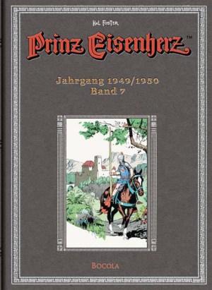 Hal Foster: Prinz Eisenherz, Jahrgang 1949/1950