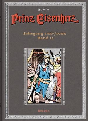 Hal Foster: Prinz Eisenherz, Jahrgang 1957/1958