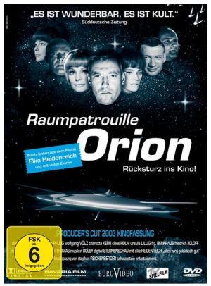 Raumpatrouille Orion - Rücksturz ins Kino