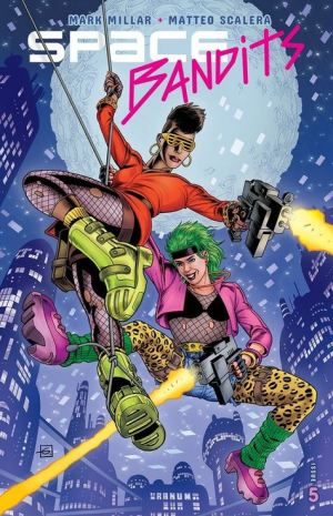 Mark Millar: Space Bandits