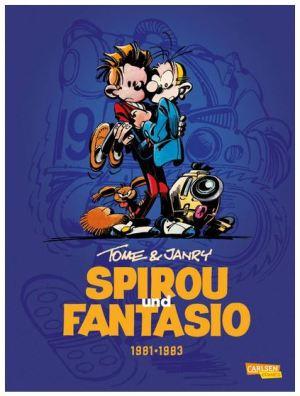 Spirou & Fantasio Gesamtausgabe, Band 13: Tome & Janry