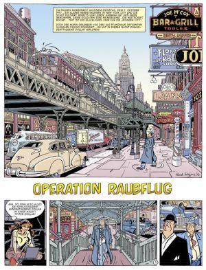 Henk Kuijpers: Franka - Operation Raubflug
