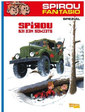 Spirou bei den Sowjets